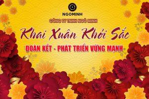 KHAI TRƯƠNG CTY TNHH NGÔ MINH