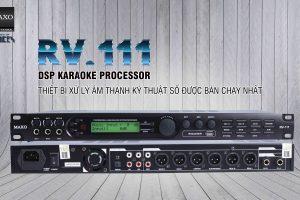 Mixer Digital MAXO RV-111 Thiết bị xử lý kỹ thuật số bán chạy nhất