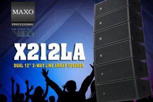 LINE ARRAY X212LA  <br/> ON SALE 10%