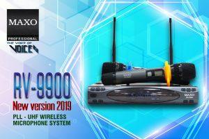 RV-9900 – NEW VERSION 2019<BR/> DIỆN MẠO MỚI ĐÓN CHÀO NĂM MỚI